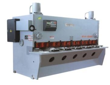 ht11y液压闸式剪板机|北京航天天田机床有限公司剪板